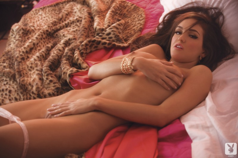 hot nude playboy bunny titties
