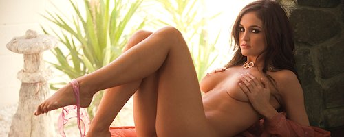 Jaclyn Swedberg – Playboy Playmate of the Year 2012