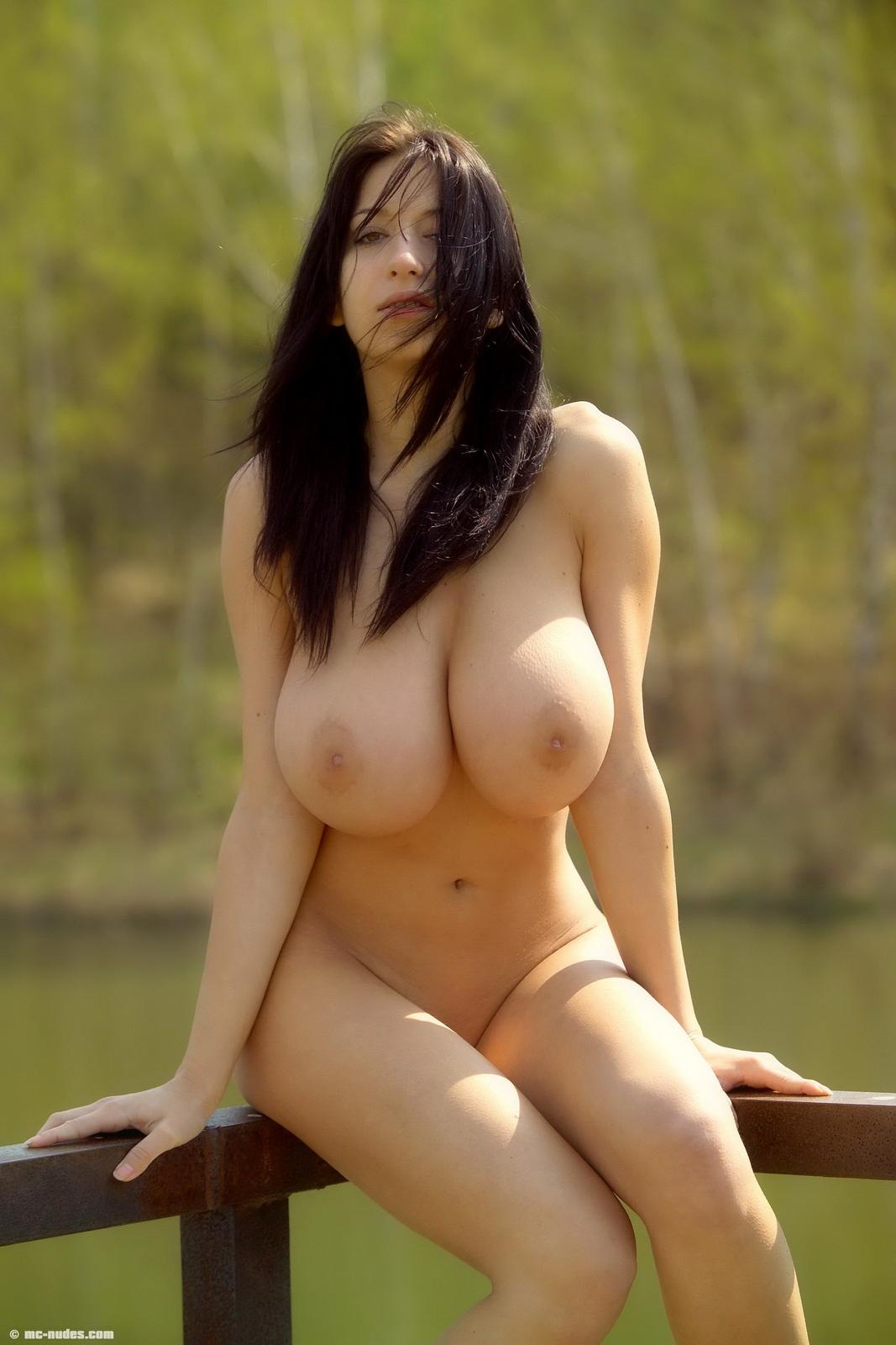 princessa-huge-tits-lake-brunette-naked-mcnudes-23