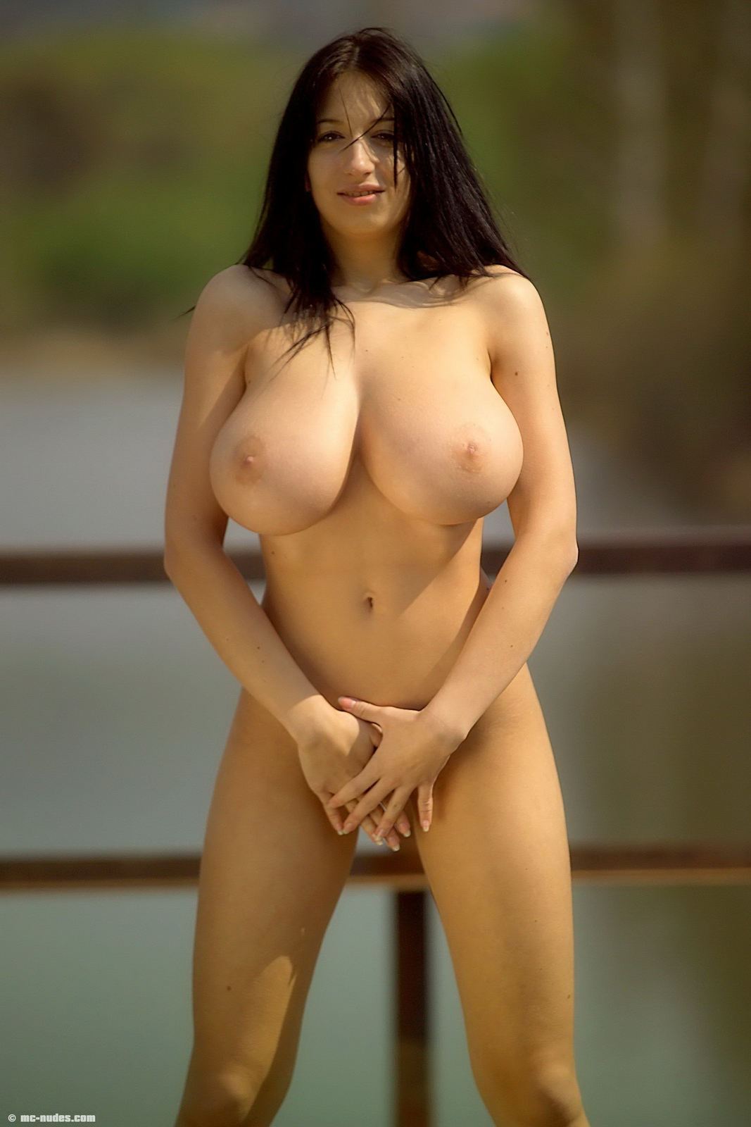 princessa-huge-tits-lake-brunette-naked-mcnudes-35