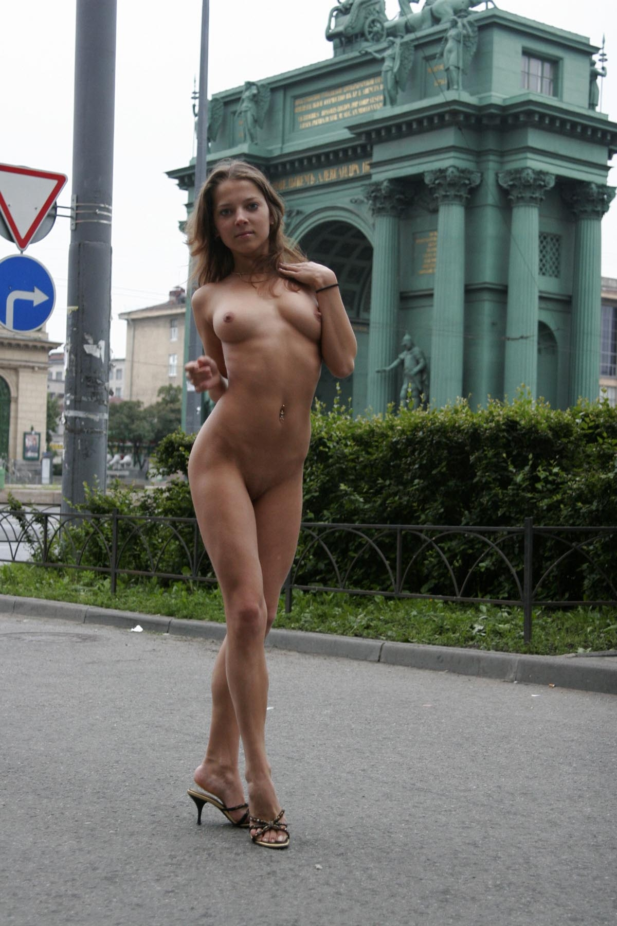 nudes in st petersburg