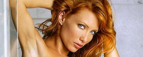 Jennifer Korbin – Naked in bathroom