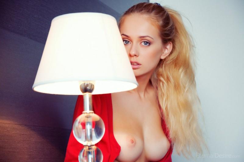 jennifer-mackay-red-cardigan-eternal-desire-16