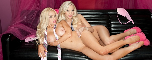 Jesse Jane & Bibi Jones