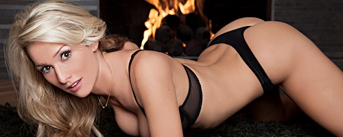 Jessie Ann – Fireplace