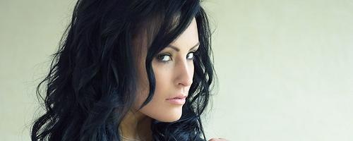 Jessie Shannon in bodysuit