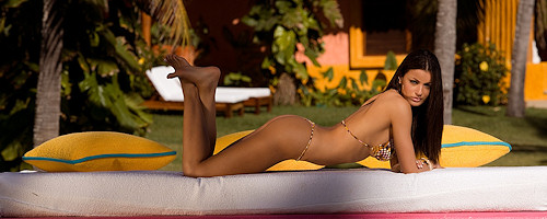 Jo Garcia in bikini