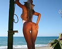 ava-blue-shower-on-the-beach
