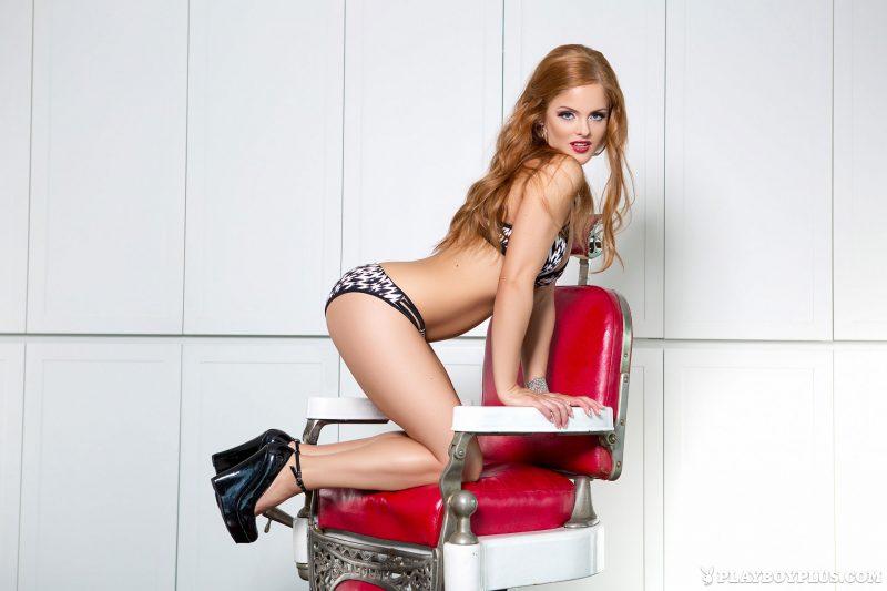 josee-lanue-redhead-barbers-chair-playboy-01
