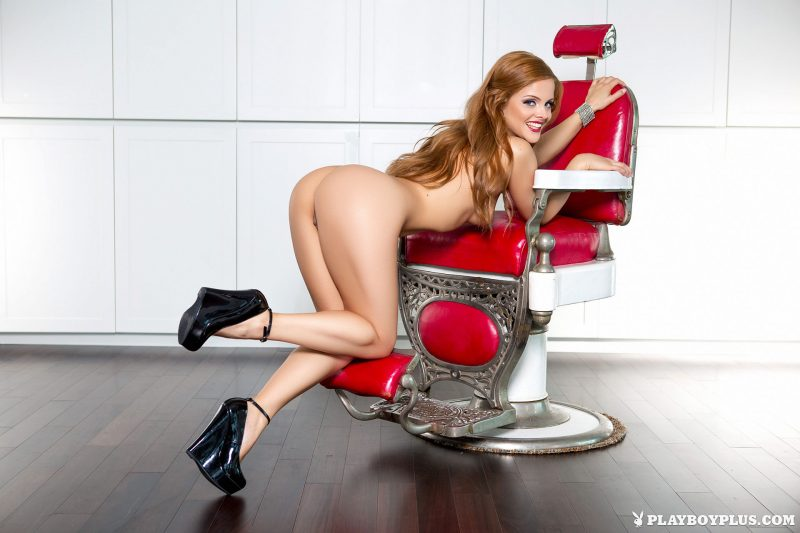 josee-lanue-redhead-barbers-chair-playboy-16