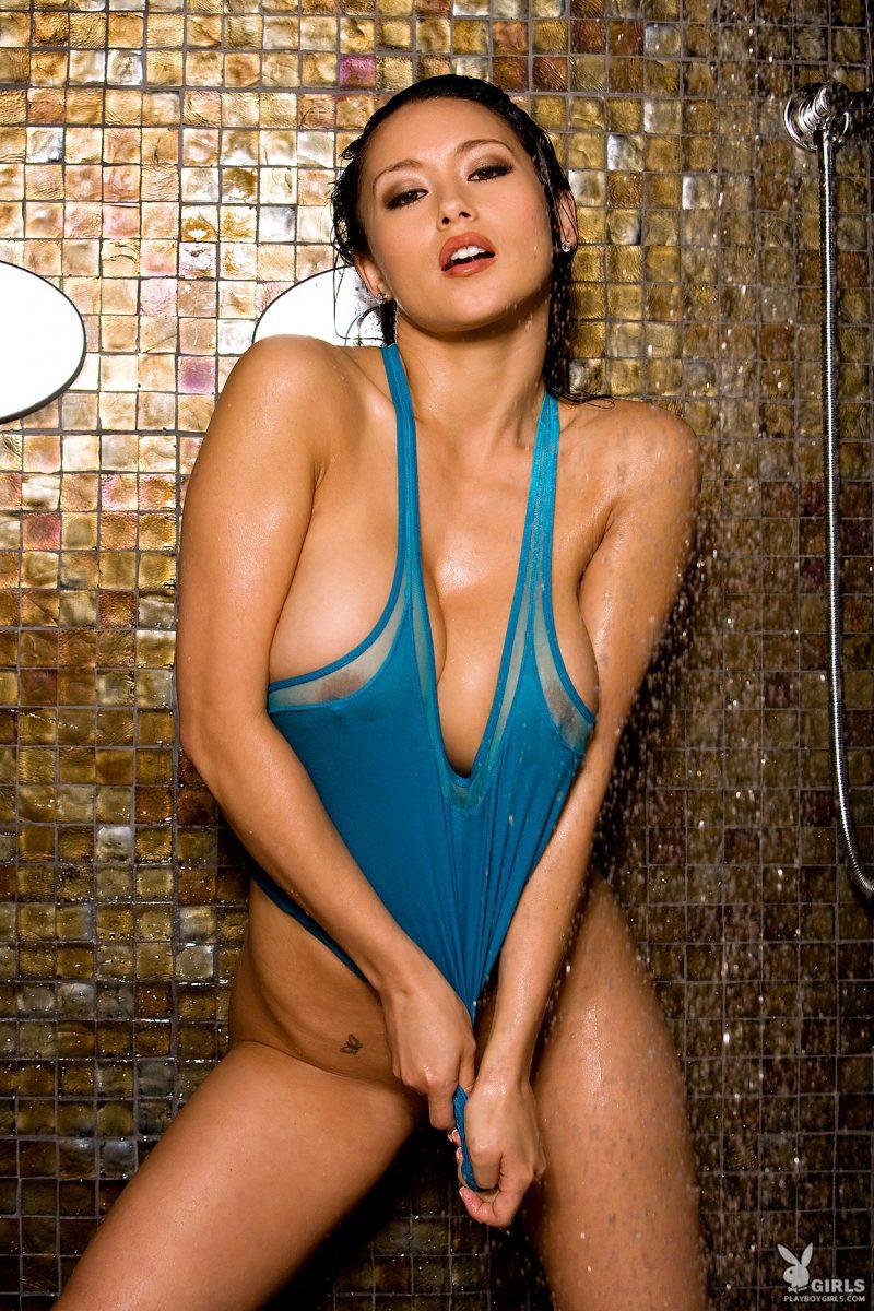 julri-waters-shower-naked-playboy-20