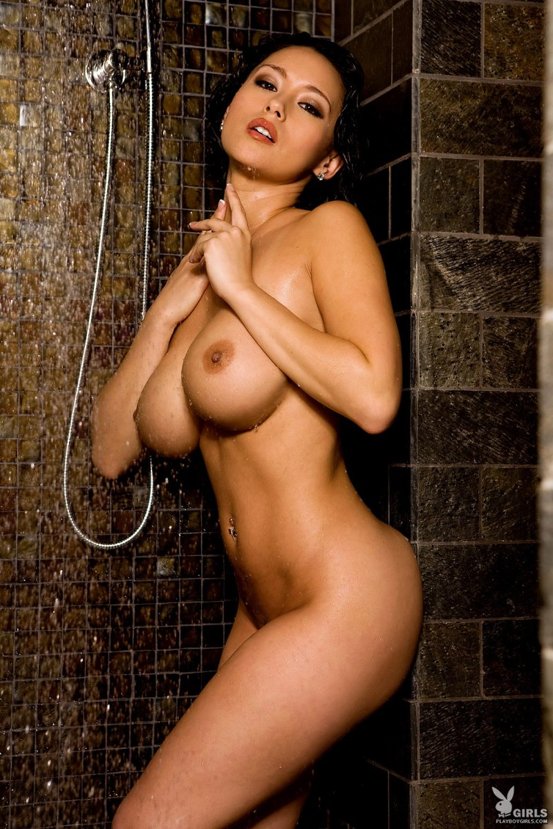 Assured, that Nude females in the shower this magnificent