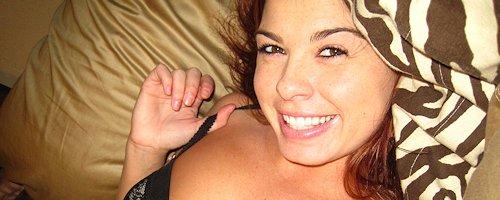 Kari Sweets shot herself nude