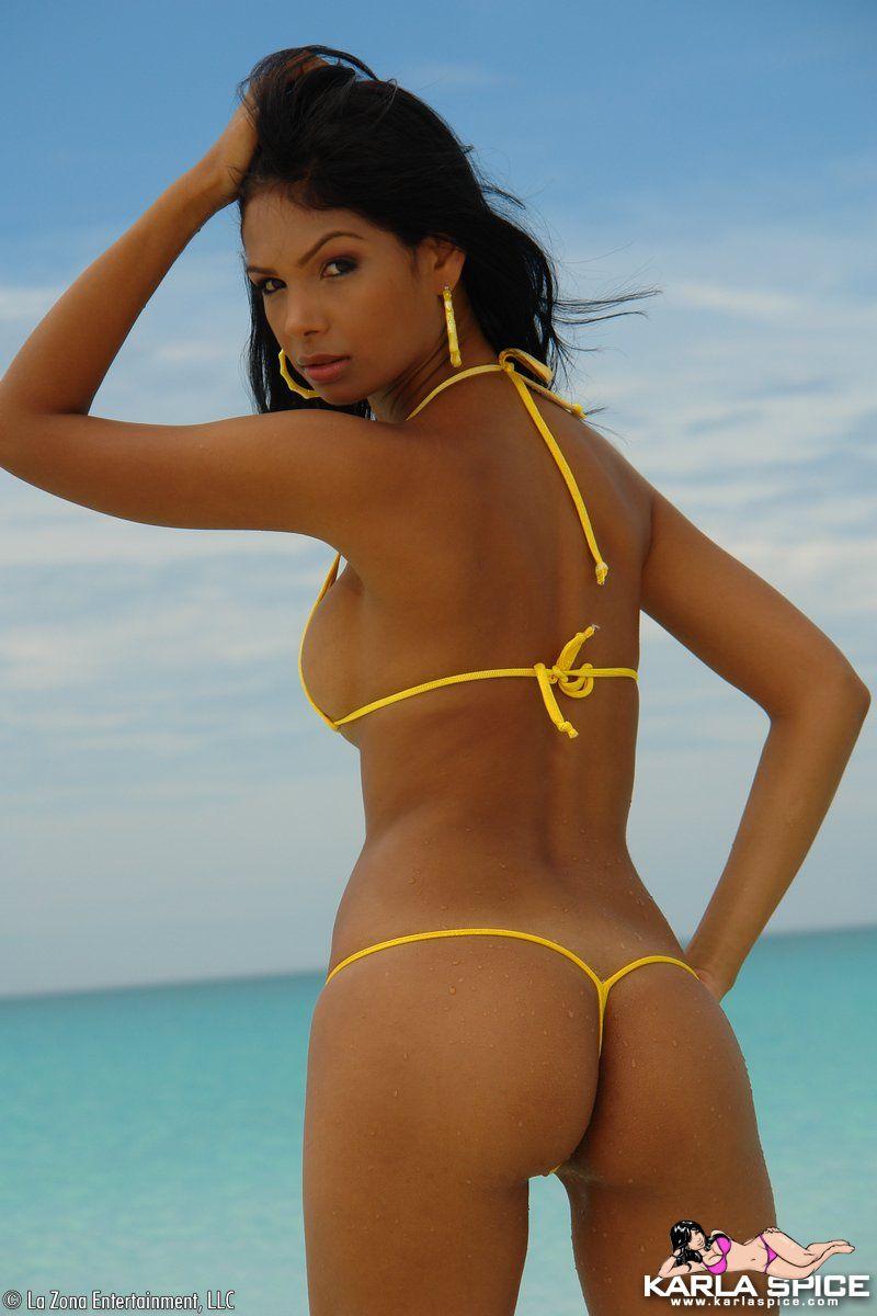 karla-spice-yellow-bikini-12