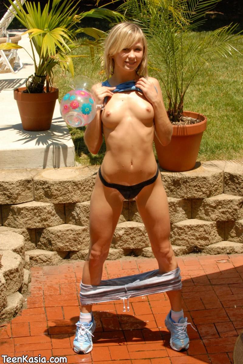 Bikini in picture thong woman