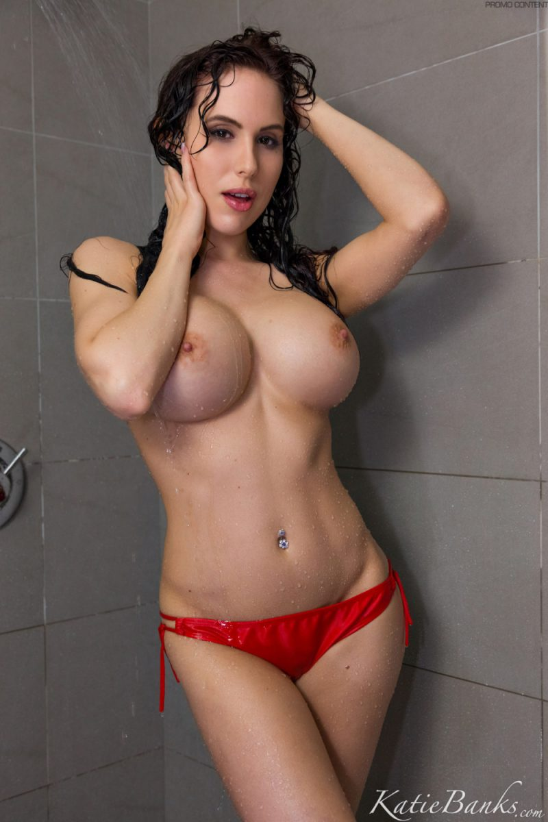 katie-banks-shower-red-bikini-nude-09