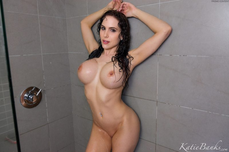 katie-banks-shower-red-bikini-nude-15