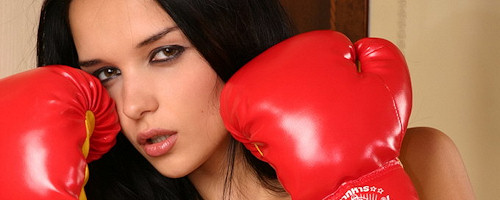 Katie Fey – Boxing girl