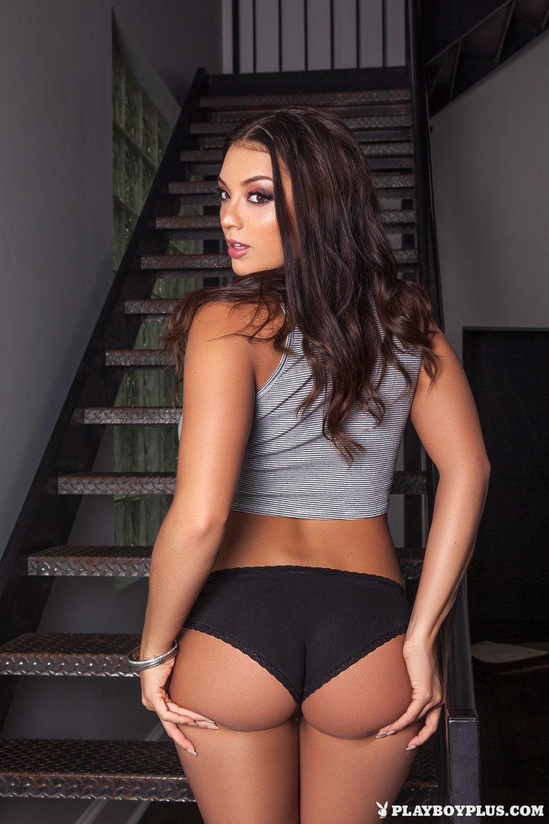 kelsi-shay-nude-stairs-boobs-playboy-03