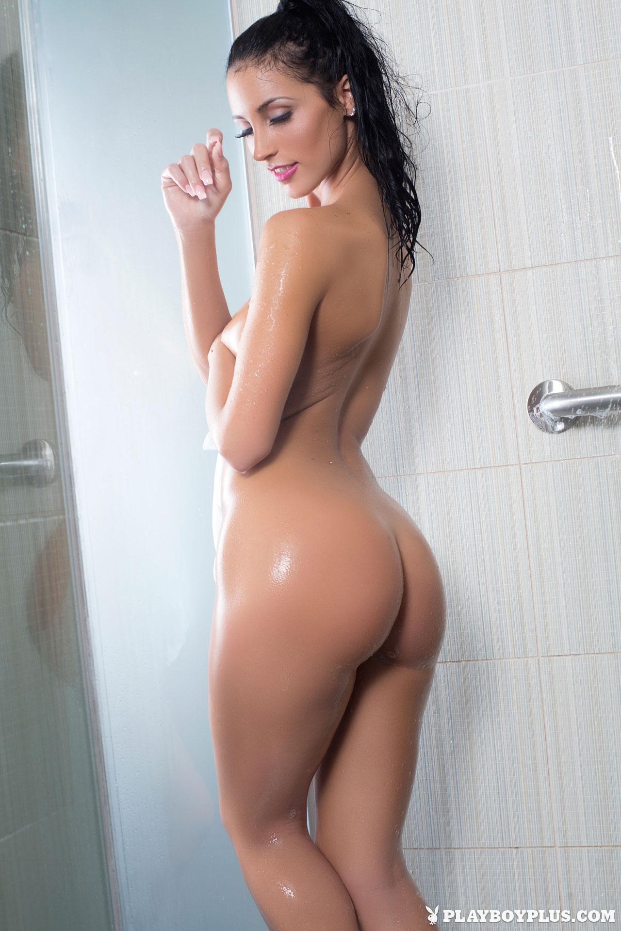 Kendra cantara wet shower naked playboy 21 RedBust