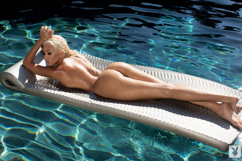 khloe-terae-nude-pool-playboy-21