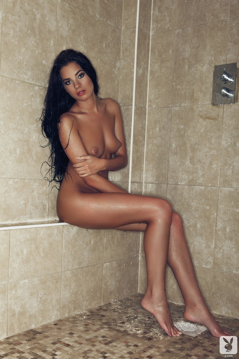 klaudia-badura-shower-wet-playboy-21