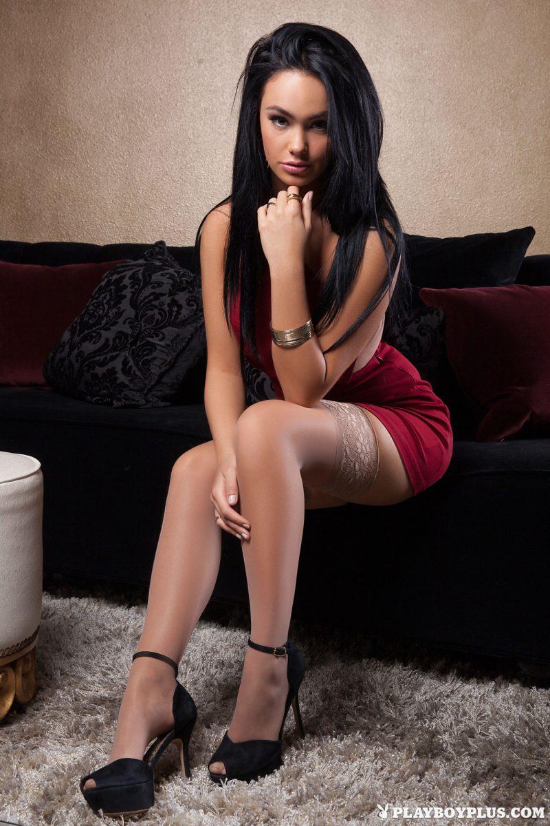 kristie-taylor-red-dress-stockings-playboy-01