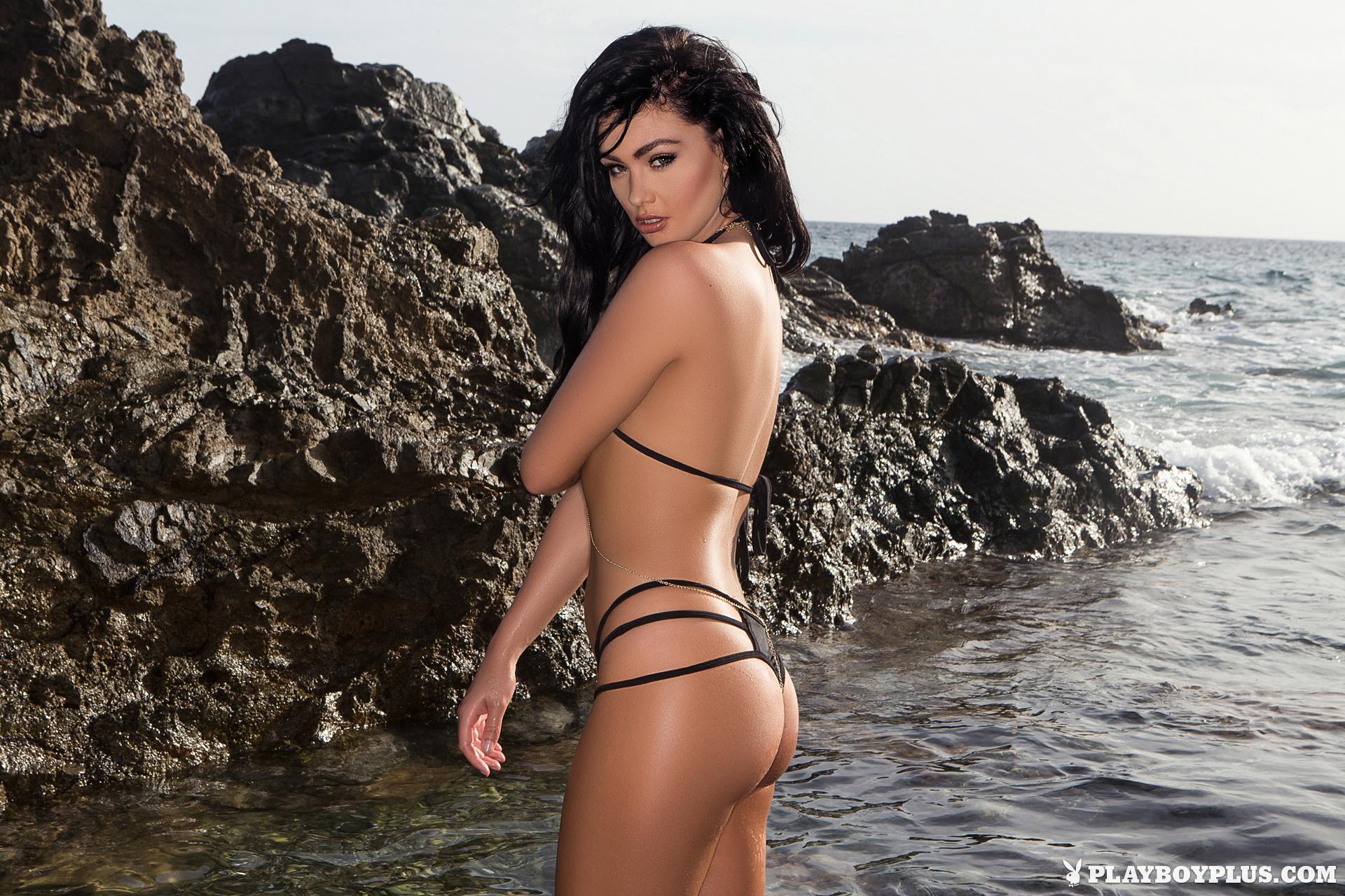 kristie-taylor-black-bikini-seaside-small-tits-naked-playboy-09