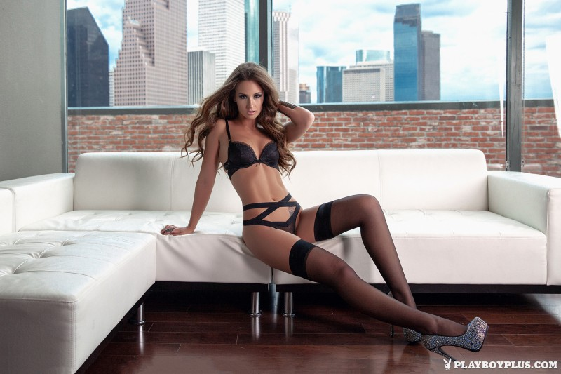 kylie-cupcake-morgan-stockings-high-heels-playboy-03