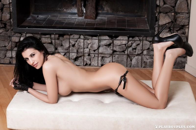 laura-cattay-lingerie-high-heels-naked-playboy-14