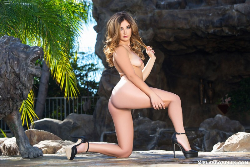 lauren-love-lingerie-high-heels-naked-playboy-15
