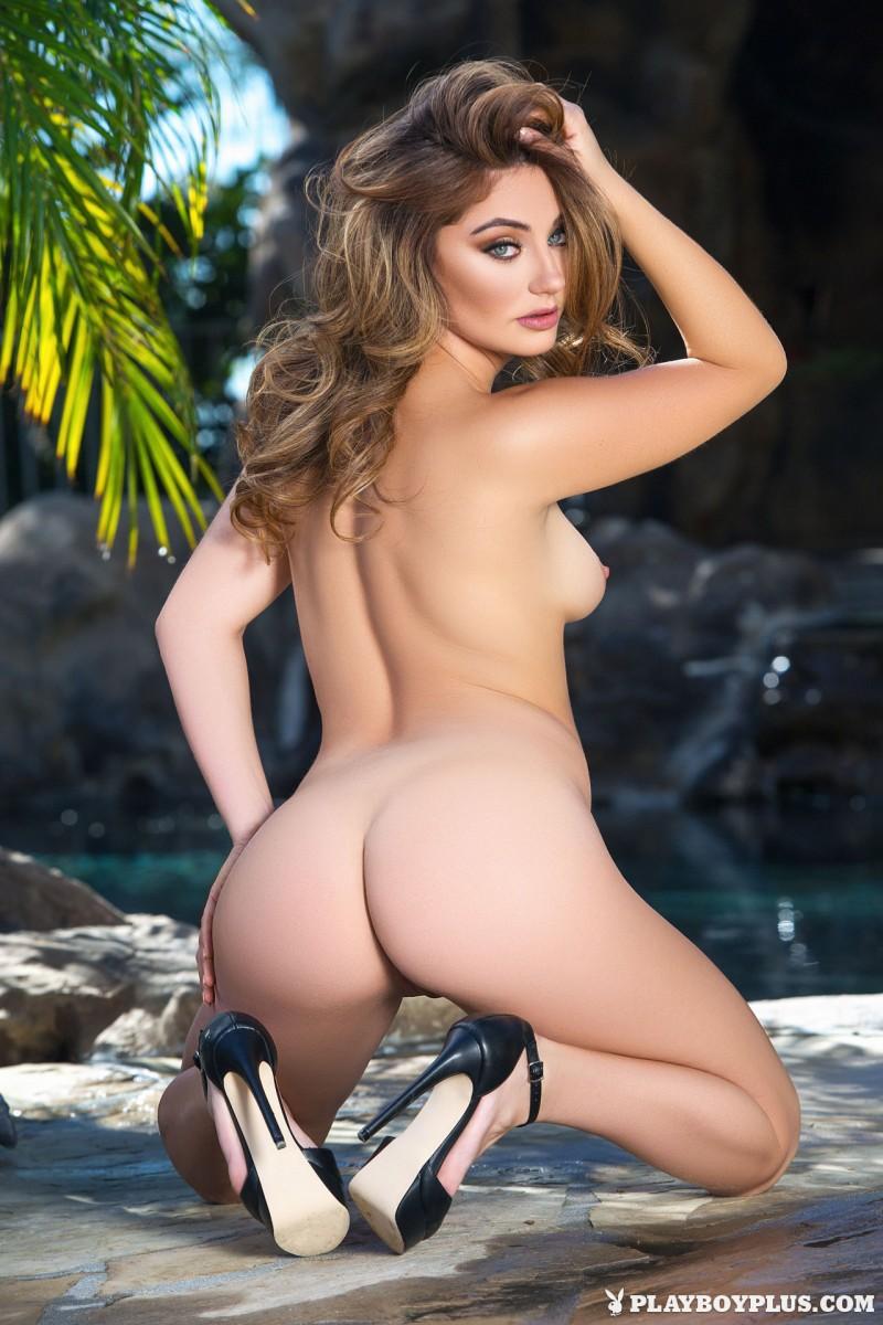 lauren-love-lingerie-high-heels-naked-playboy-17