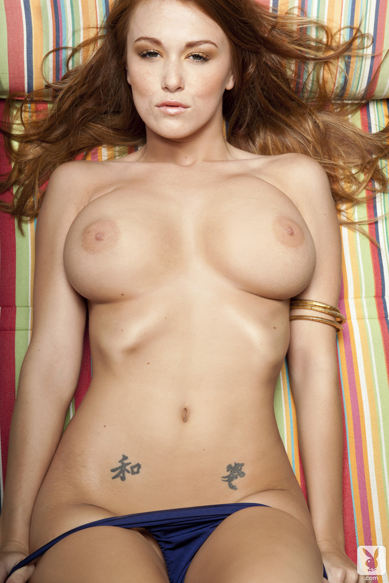 leanna-decker-bikini-boobs-redhead-seaside-playboy-12