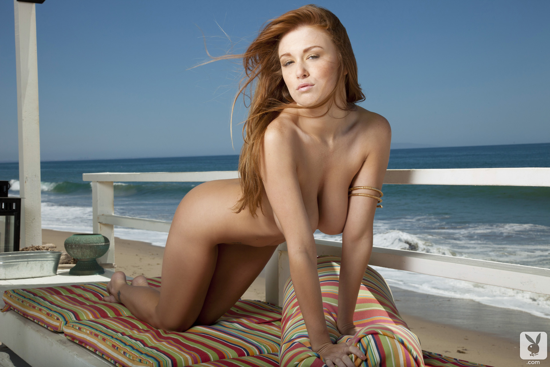 leanna-decker-bikini-boobs-redhead-seaside-playboy-21
