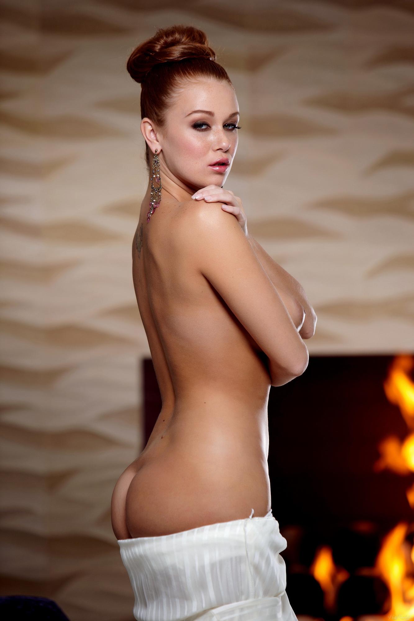 leanna-decker-nude-fireplace-redhead-hollyrandall-11