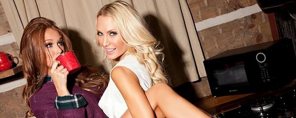 Leanna Decker & Jennifer Vaughn