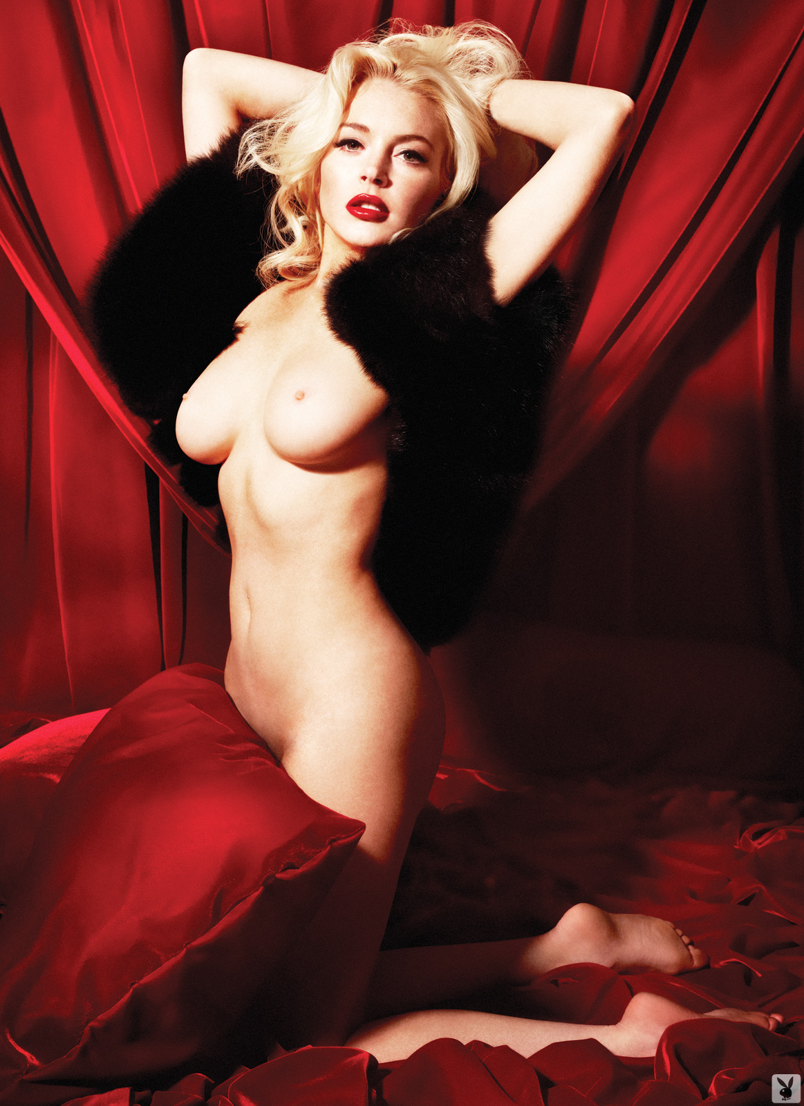 Lindsay lohan desnuda phtos