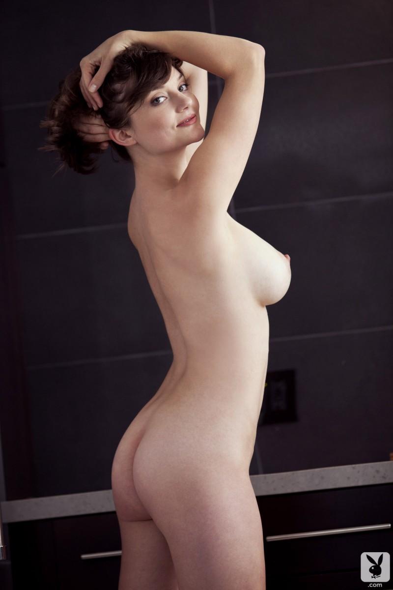 lisa-kate-nude-boobs-kitchen-playboy-16