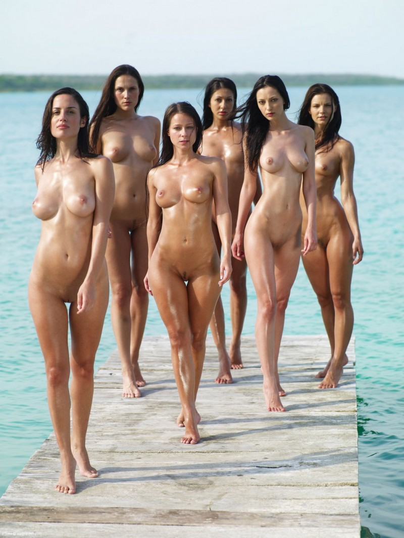 Hot brazil orgy