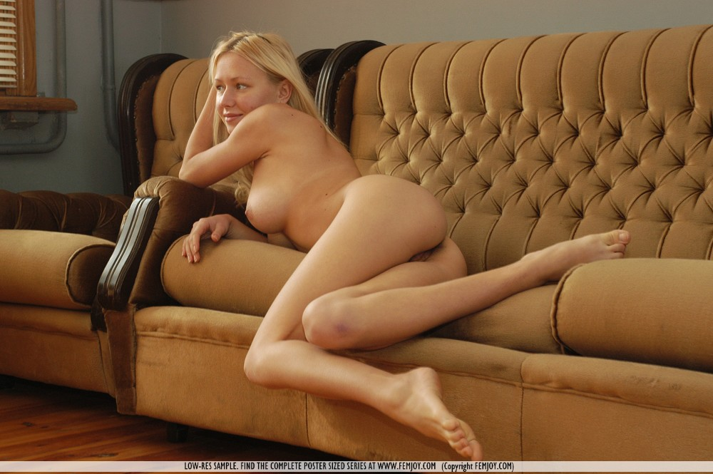 naked ladies on couch