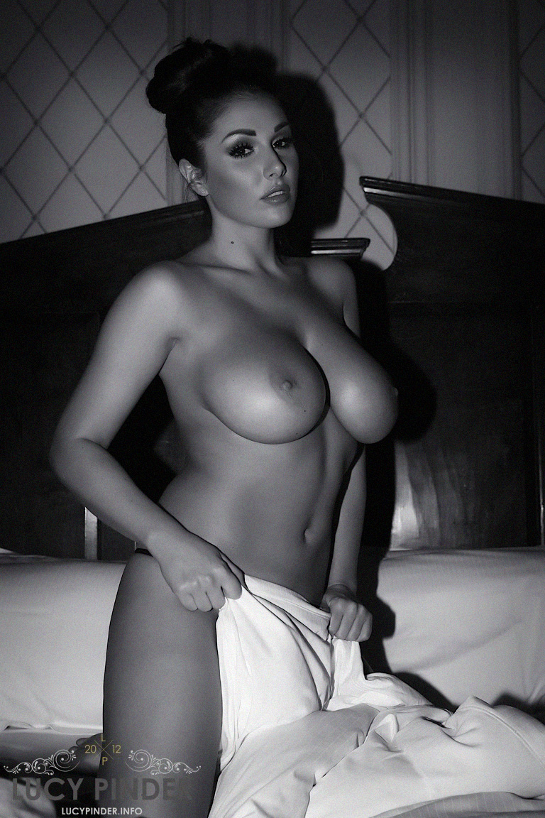 black and white publick nude