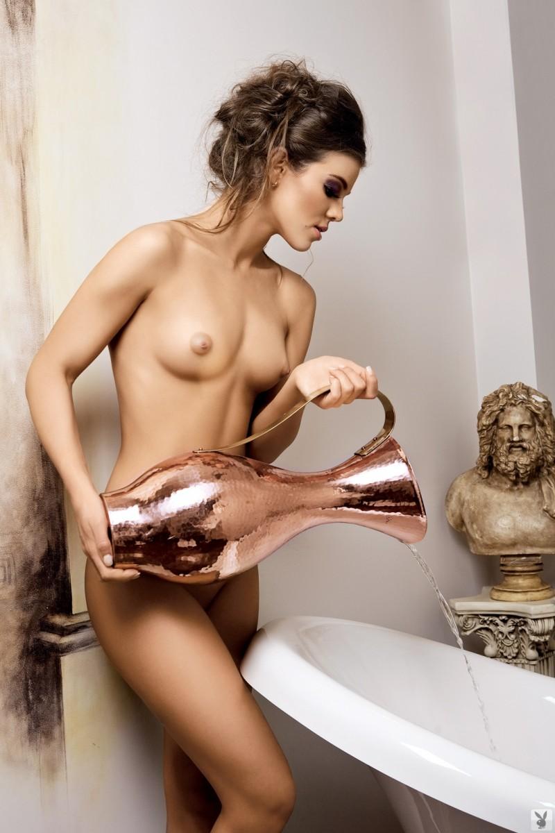 Sylwia in bathroom - 2 part 7