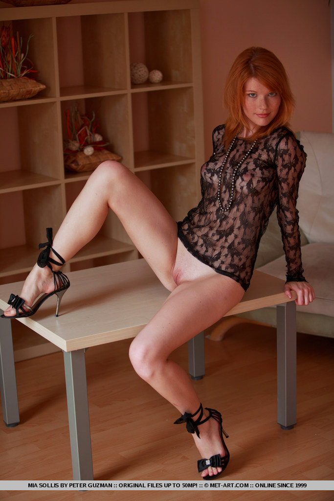 So? seems Lynette beautiful redhead nude