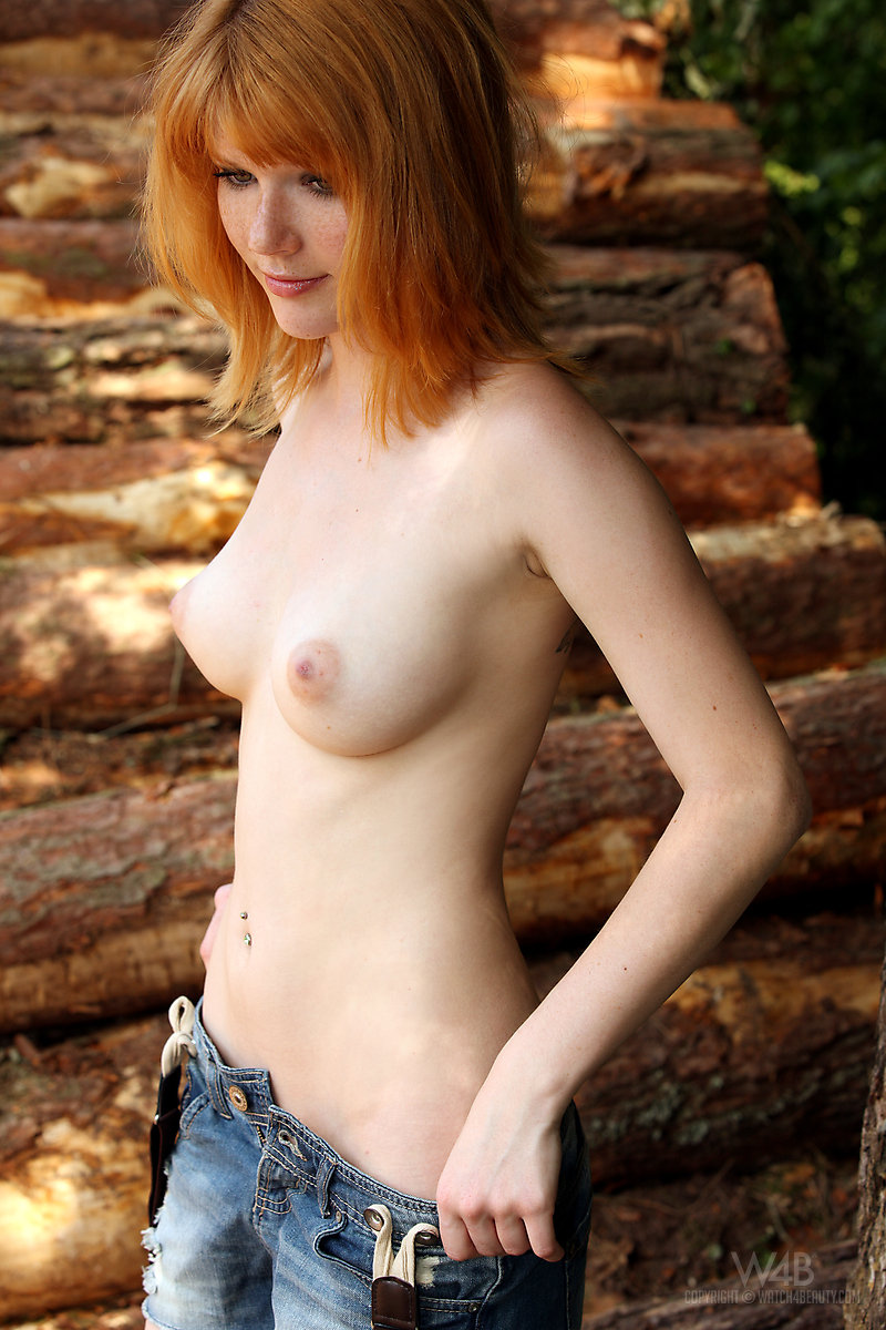 Nude photos of the red head from  hentai hoes
