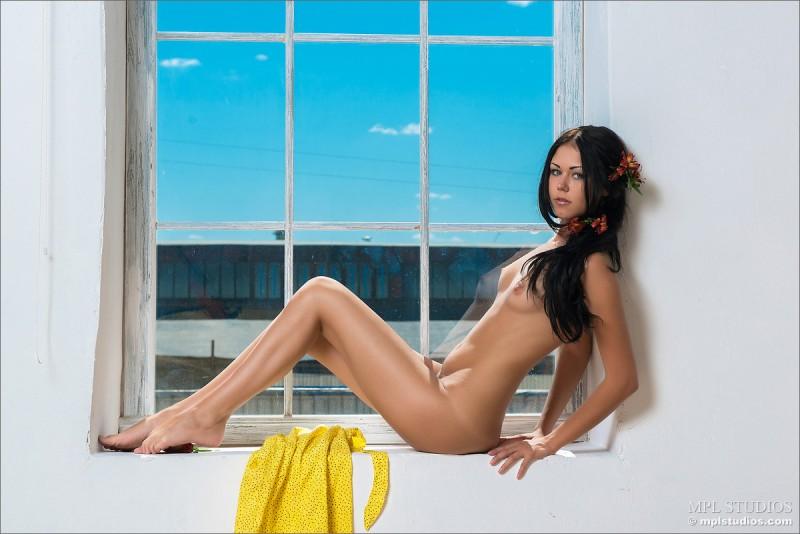 kara-nude-brunette-window-mplstudios-07