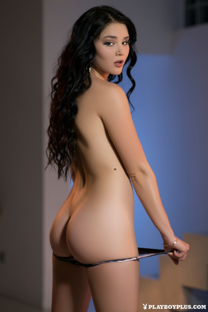 malena-pink-dress-high-heels-playboy-12