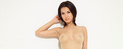 Maria Ozawa in transparent bodysuit