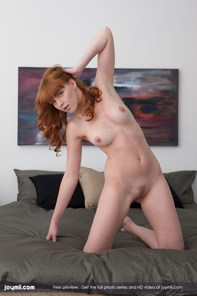 nude Marie mccray