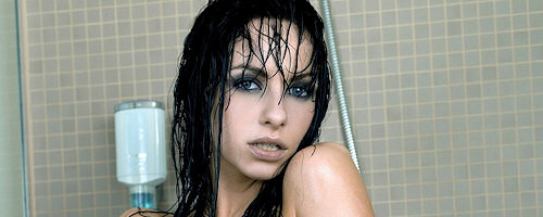 Marta Zawadzka in the shower vol.2