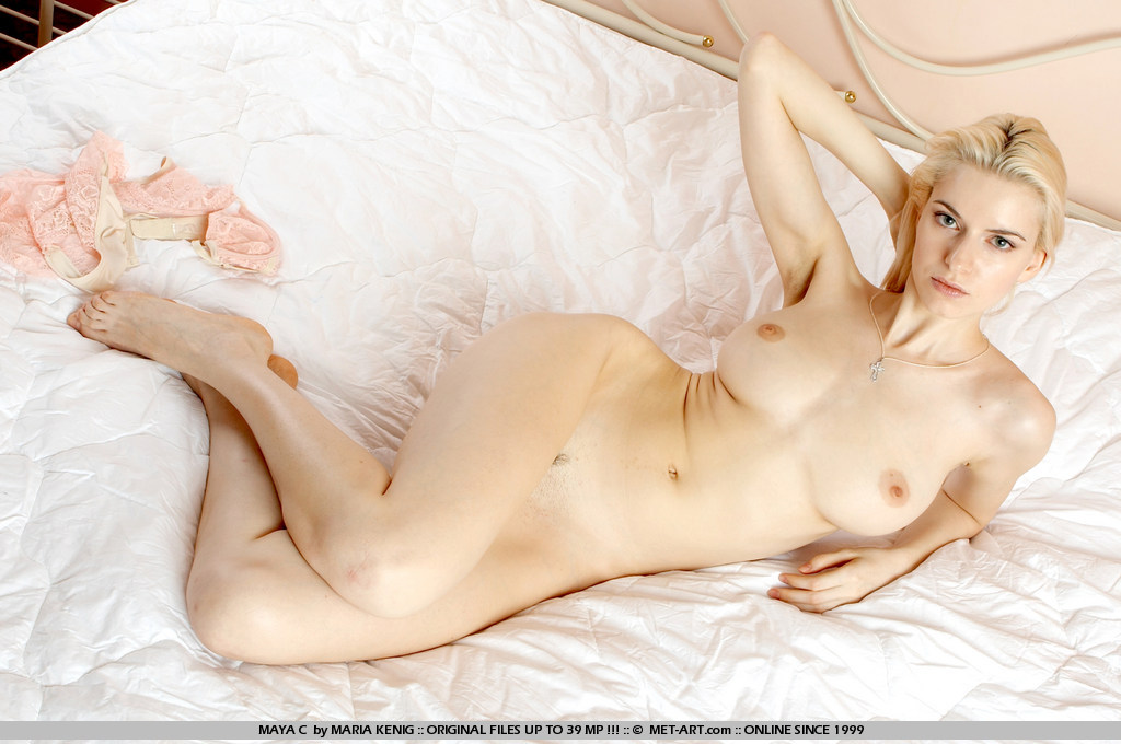 maya-c-boobs-blonde-naked-on-bed-metart-12